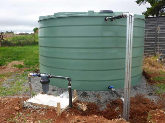 Water Supply, Filtration & Storage: Products, Solutions