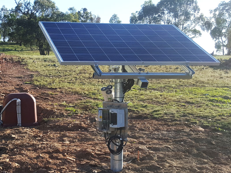 Mid-West Irrigation & Lorentz Solar Pumping